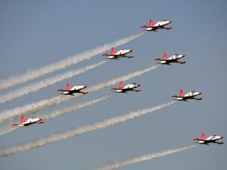 Turkish Stars Turk Hava NF 5A