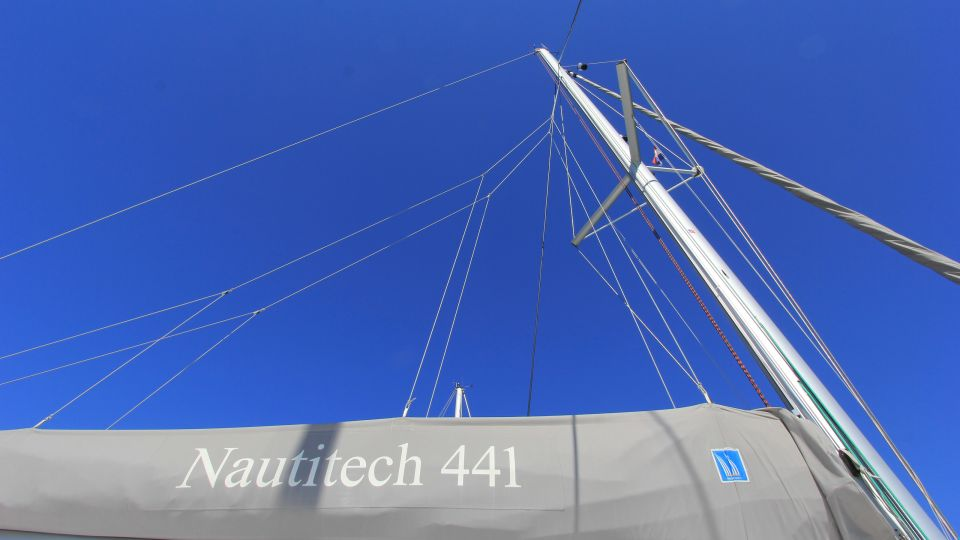 Catamaran Nautitech ultrawide